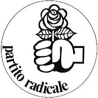 [Logo del PR, rosa nel pugno in bianco e nero]