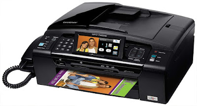 Direct photograph printing on postulate from media cards Brother MFC-795CW Driver Downloads