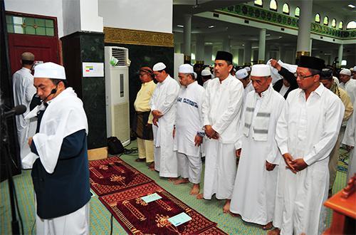 Pengertian Niat Tata Cara Waktu Pelaksanaan Sholat Idul Adha Beserta Artinya