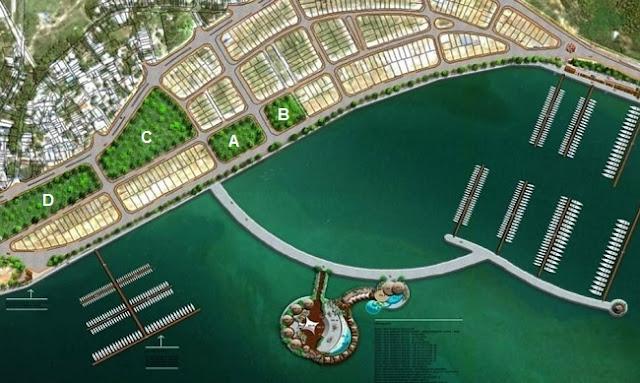Quy hoạch Condotel Royal Marina Nha Trang