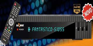 ATUALIZAÇÃO SATBOX FANTASTICO S1055 V 3.50 - 27/08/2016