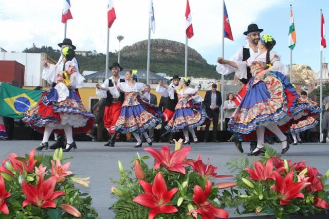 Festival del Folclor Zacatecas 2016