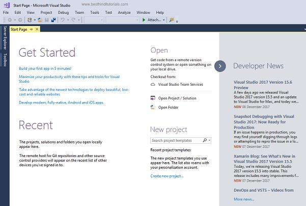 Installing-Microsoft-Visual-Studio-Expression-in-Hindi-15