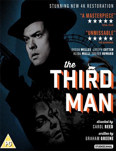 Ver El tercer hombre (The Third Man) (1949) Online