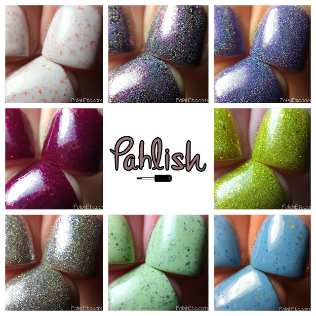 Pahlish - Out of Oz Collection - McPolish