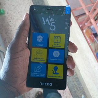 Tecno W5 pictures, image, pics