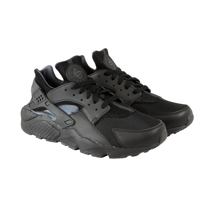96ea358d099c New Nike in Store 2.1.15. Nike Air Huarache Run Premium. Black ...