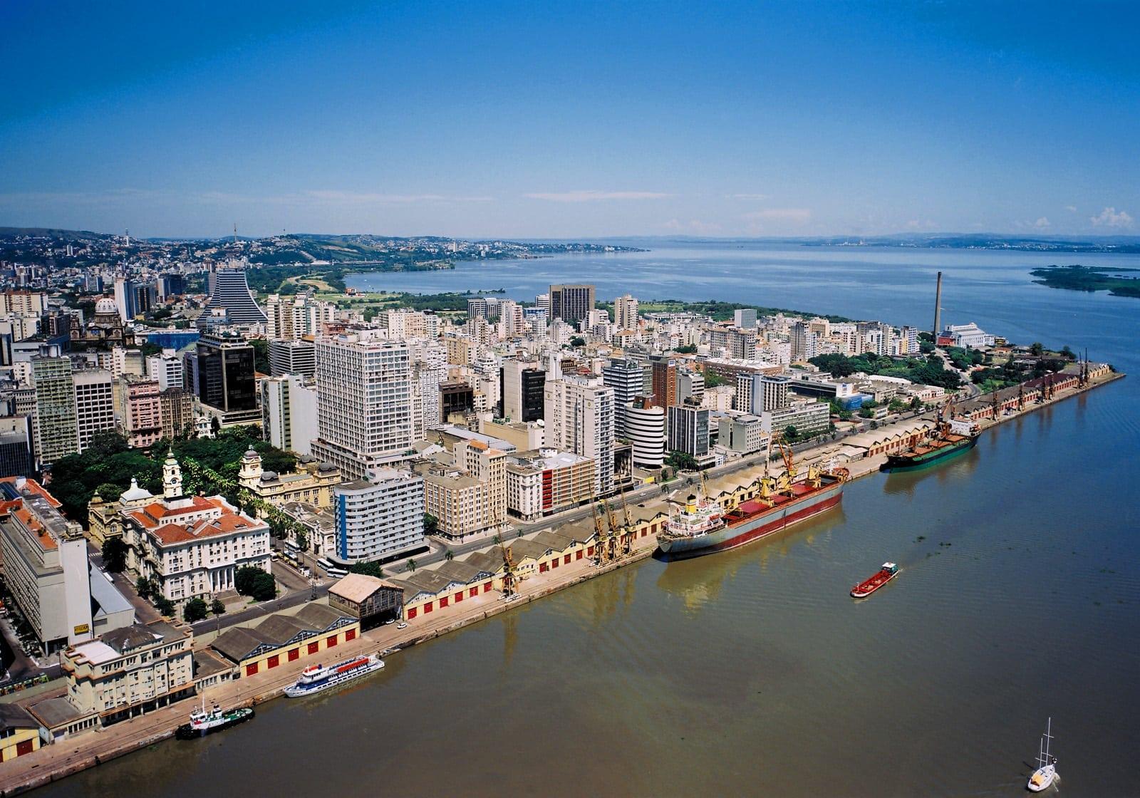 Cidades do Rio Grande do Sul Com Mais de 100 Mil Habitantes