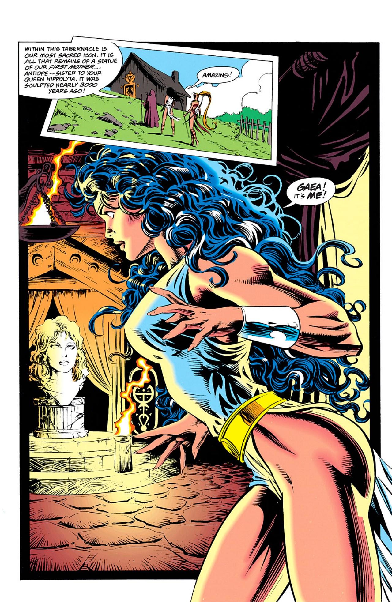 Read online Wonder Woman (1987) comic -  Issue #0 - 16