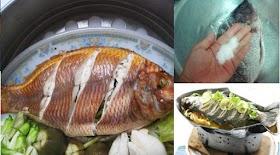 เคล็ดลับนึ่งปลาให้อร่อย ไม่เหม็นคาว ใช้ได้กับปลาทุกชนิด