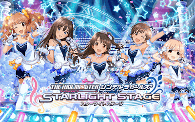 The Idolmaster Cinderella Girls Starlight stage Apk Mod