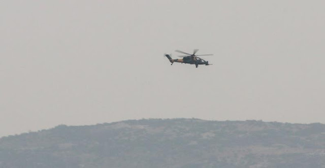 A Turkish helicopter crashed in Syria, two soldiers martyrs