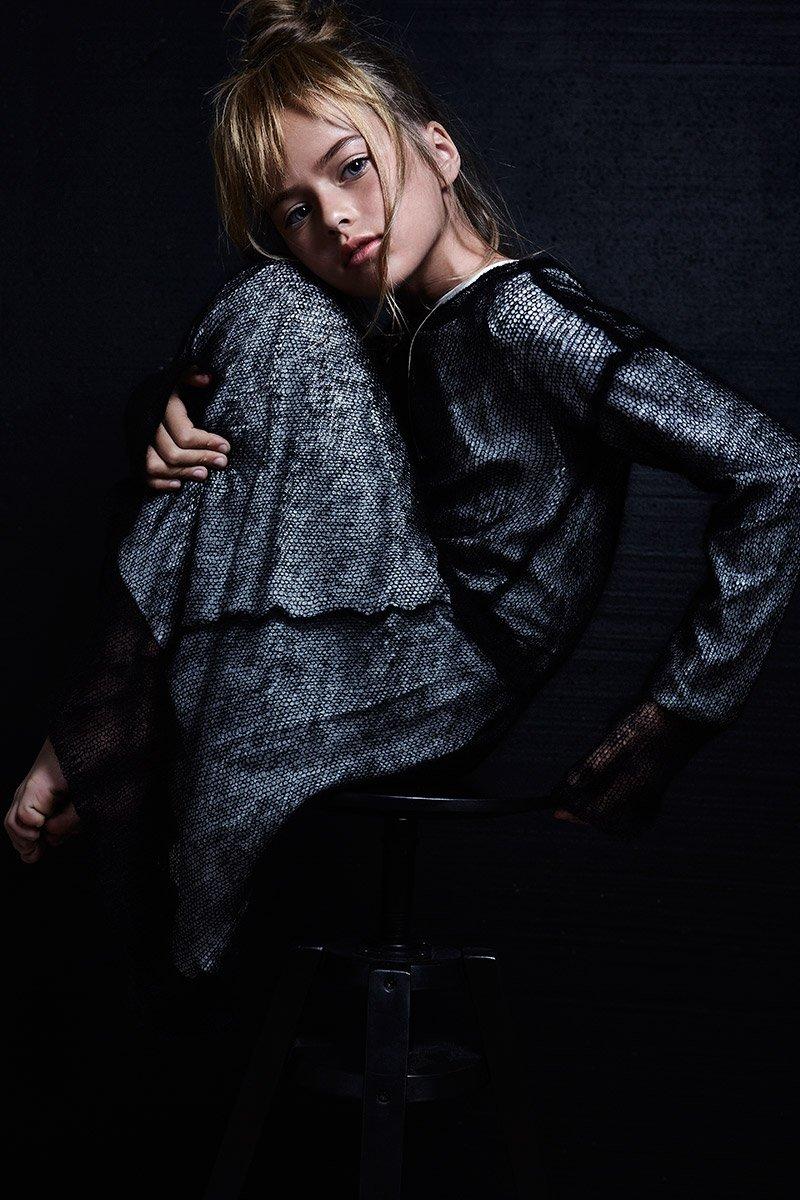 Kristina Pimenova: At The Age Of 10, Kristina Pimenova Is Represented By Two