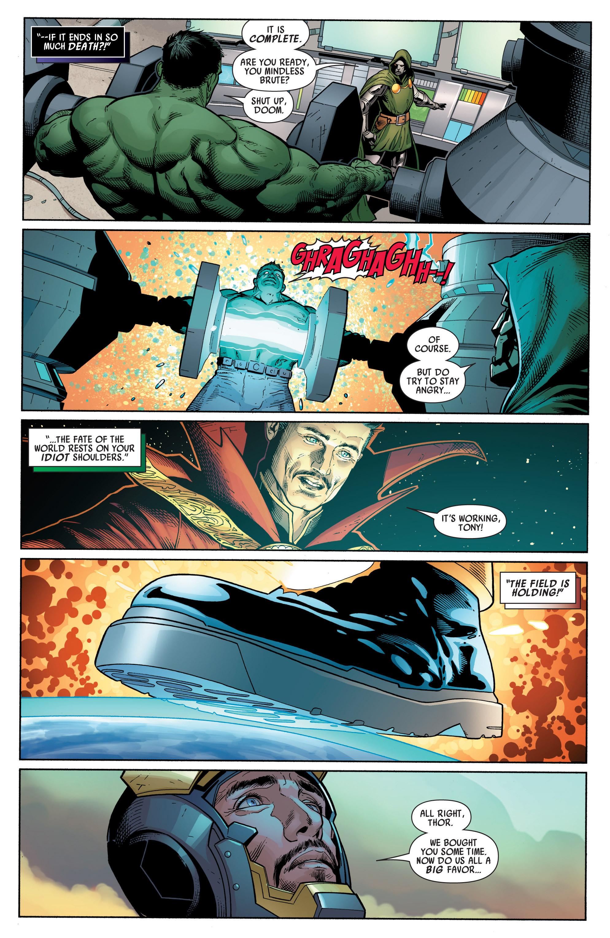 Read online Uncanny Avengers (2012) comic -  Issue #17 - 10