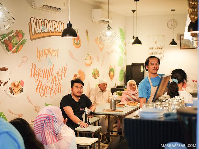 KUeDAPAN Pasar Modern Bintaro