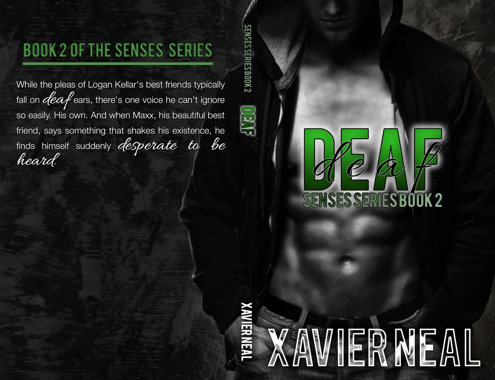 DEAF by Xavier Neal