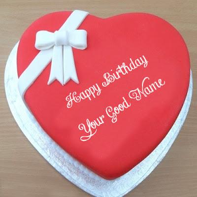 Bánh sinh nhật hình trái tim tặng người yêu ý nghĩa nhất