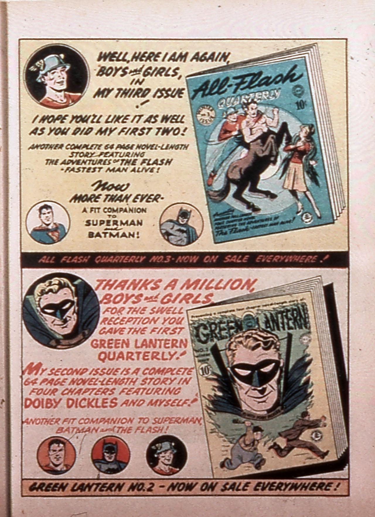 Read online All-Star Comics comic -  Issue #9 - 47