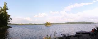 Lake Superior Provincial Park Interior Camping