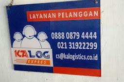 Kirim Paket dan Dokumen Cepat dengan Jasa Pengiriman Kereta Api Logistik Express (KALOG Express)