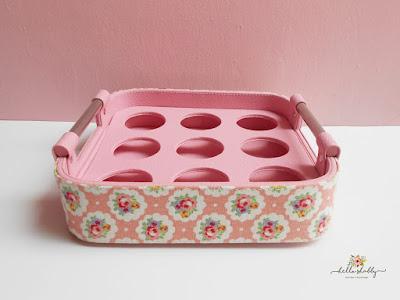jual shabby chic tray pink ~ helloshabby : interior