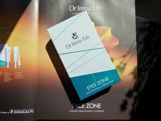 Dr Irena Eris EYES ZONE - Precise Face Sculptor & Wrinkle Filler