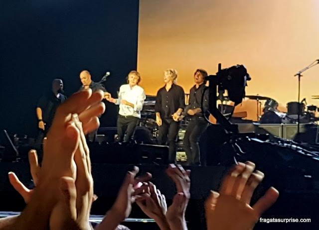 Show de Paul McCartney em Salvador, outubro de 2017