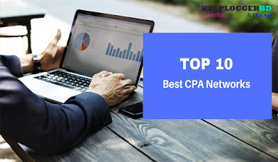 Top 10 CPA Networks