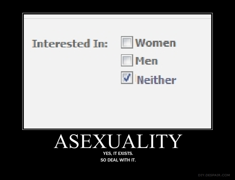 Asexual fourth sexual orientation