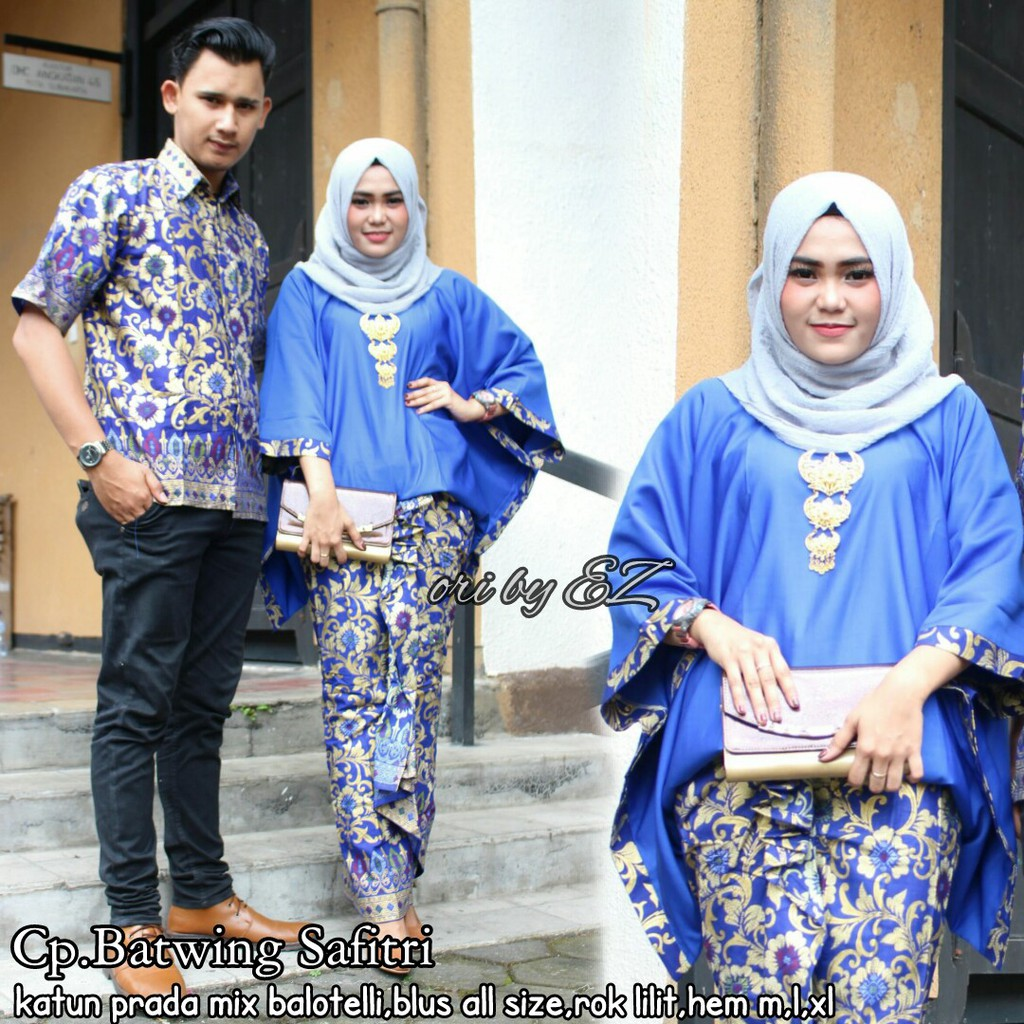 Batik Safitri Batwing