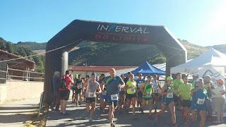 Clasificaciones Trail Alto Bernesga
