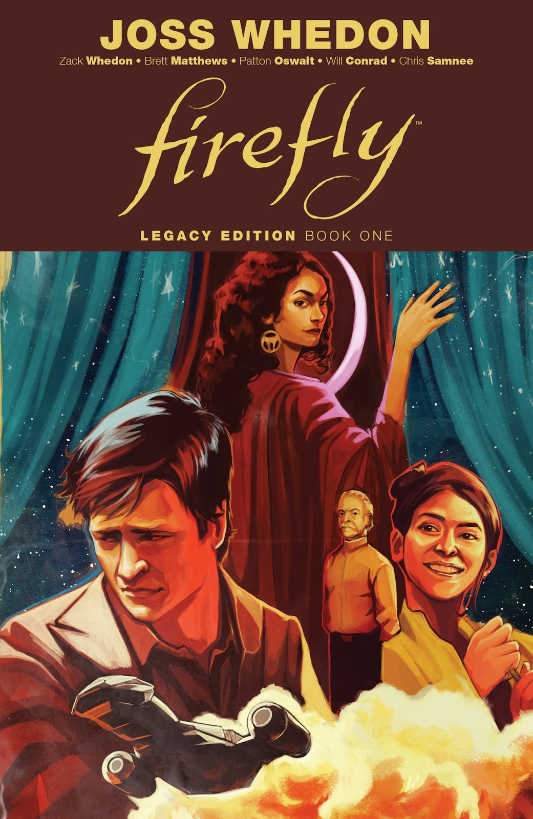 FIREFLY #1  Variant Cover