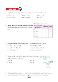 6. Sınıf Matematik Ders Kitabı Cevapları Berkay Yayınları Sayfa 15