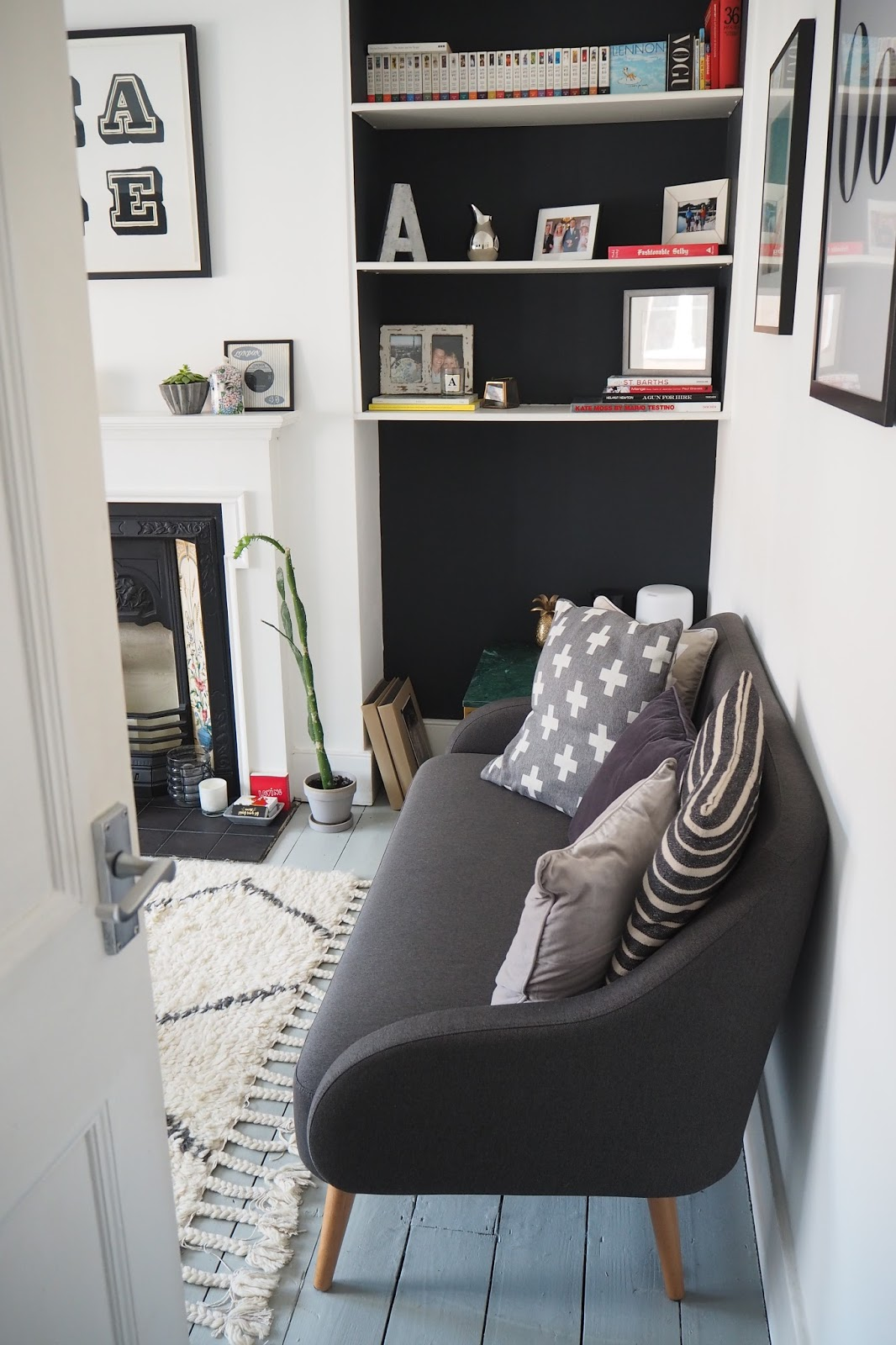 Habitat Sofa 2nd Hand Interiors Update Living Room The Frugality Blog