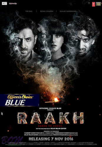 Raakh (2016) Movie Poster