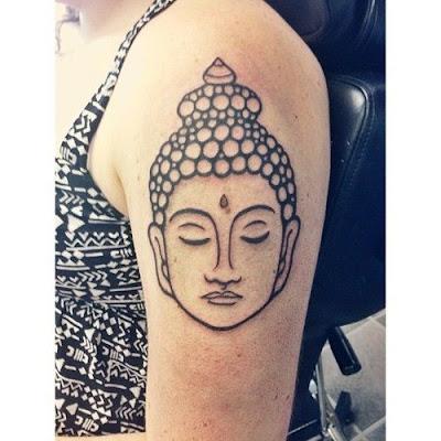 O Rosto de Buda