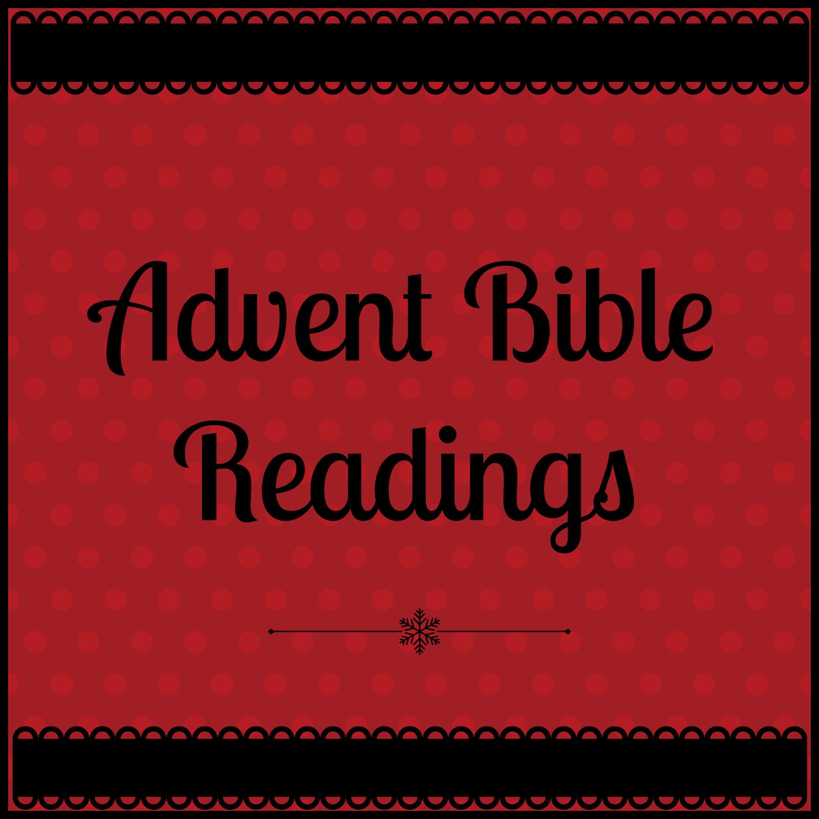 pine hollow homestead advent bible readings. Black Bedroom Furniture Sets. Home Design Ideas