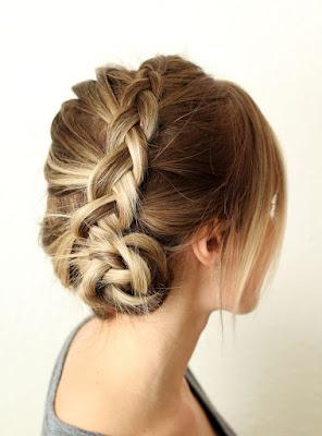 Model Rambut Kepang atau Braid