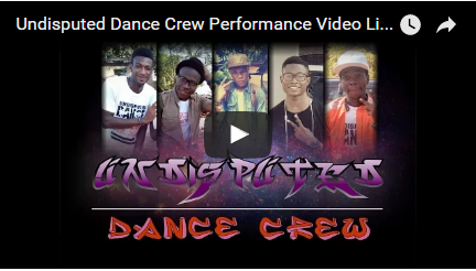 Undisputed Dance Crew Performance