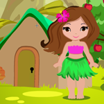 G4K Cute Wild Girl Rescue…