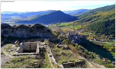 Resultado de imagen de castillo de los Condes de Sobrarbe.