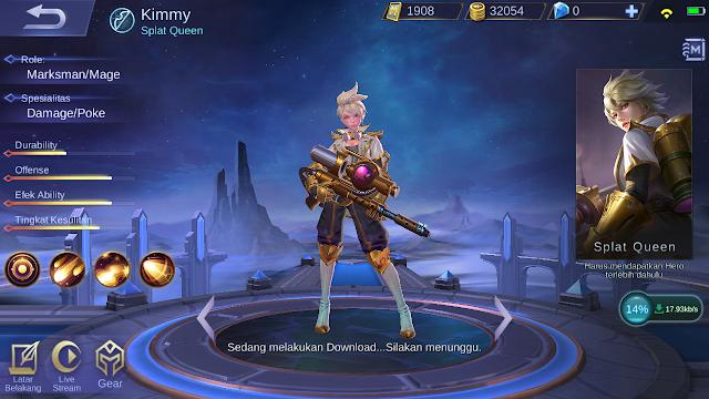 Gokil! Hero Baru Di Mobile Legends Ini Menggunakan 2 Analog Untuk Mengontrolnya