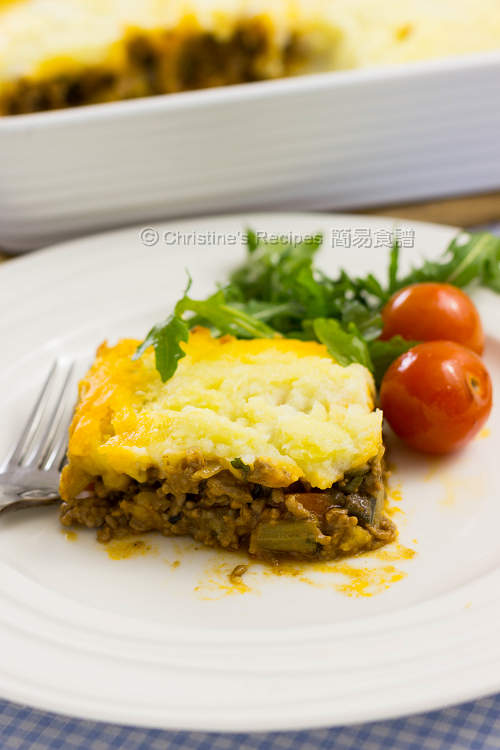 農舍批 Cottage Pie01