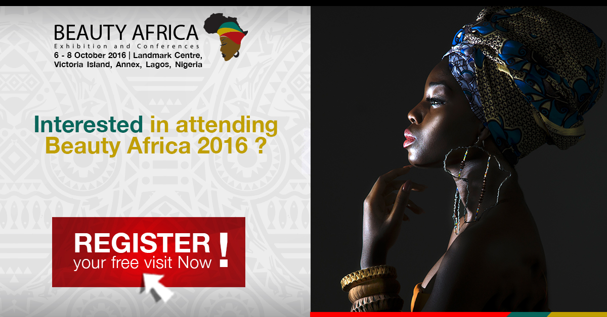 beauty africa exhibition and conference registration
