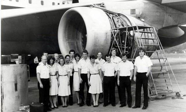 Letusan Gunung Galunggung dan Penerbangan Horor British Airways 1982