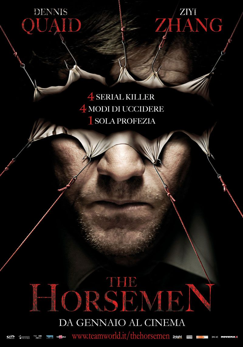 Horsemen (2009) ταινιες online seires oipeirates greek subs