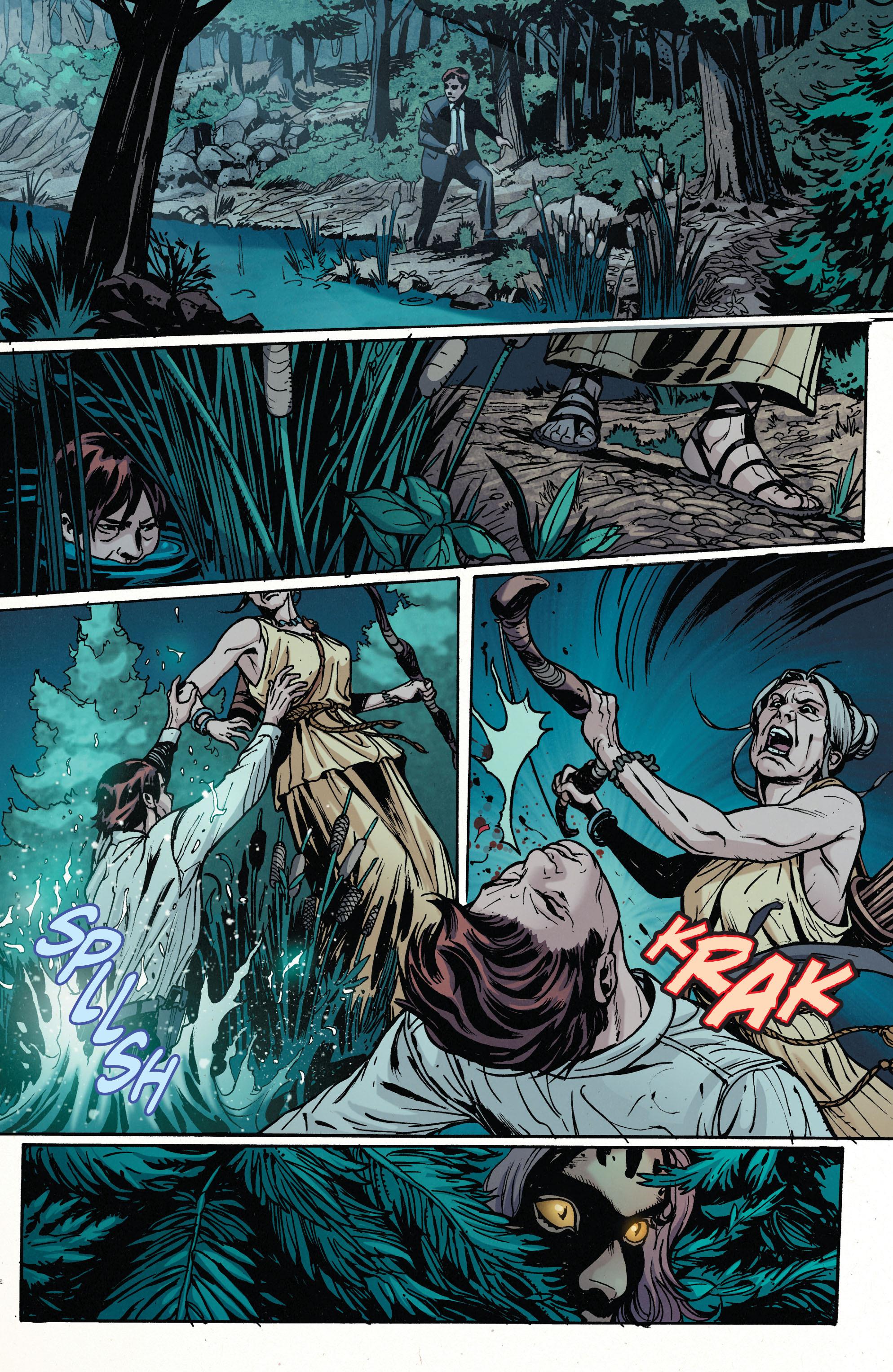 Read online Wonder Woman (2011) comic -  Issue #23.1 - 17