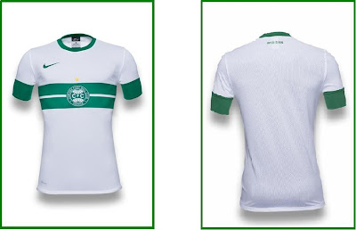 TUA CAMISA ALVIVERDE  AS CAMISAS DO CORITIBA 861e162227e57