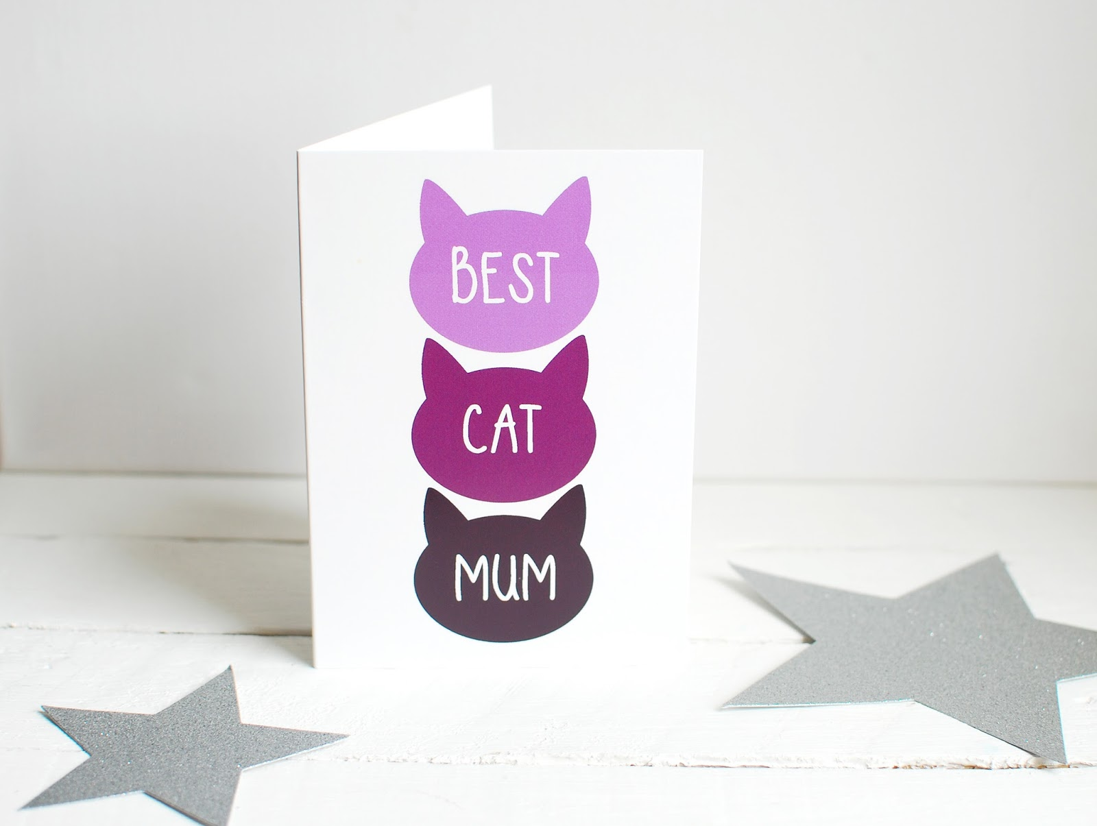cat related gifts for her