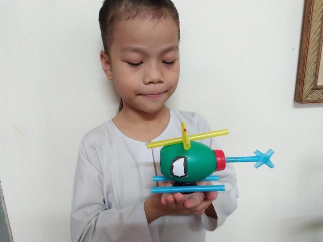 mencipta helikopter